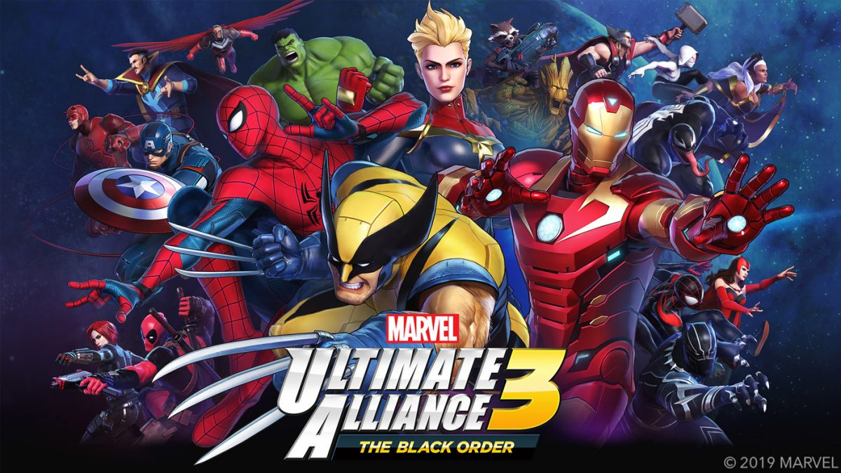 'Marvel: Ultimate Alliance 3' Announced As Switch Exclusive