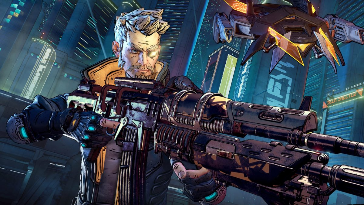 Gearbox Announce 'Borderlands 3' And UHD Goodies