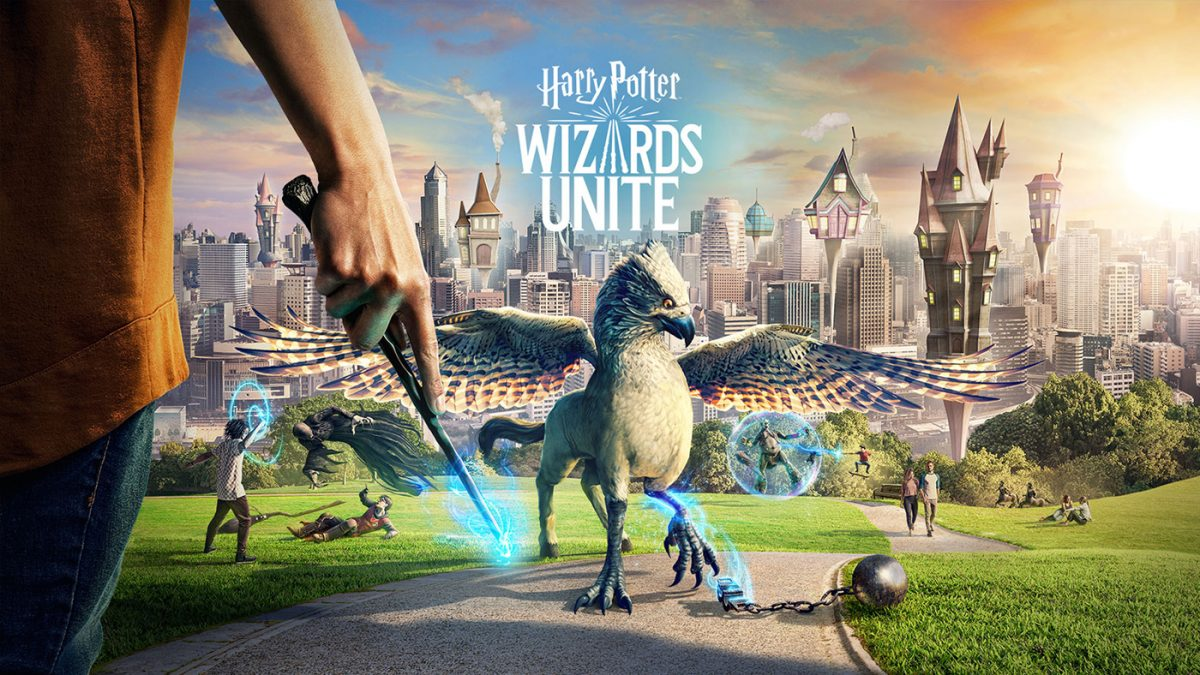 Become Part Of The Wizarding World In 'Harry Potter: Wizards Unite'
