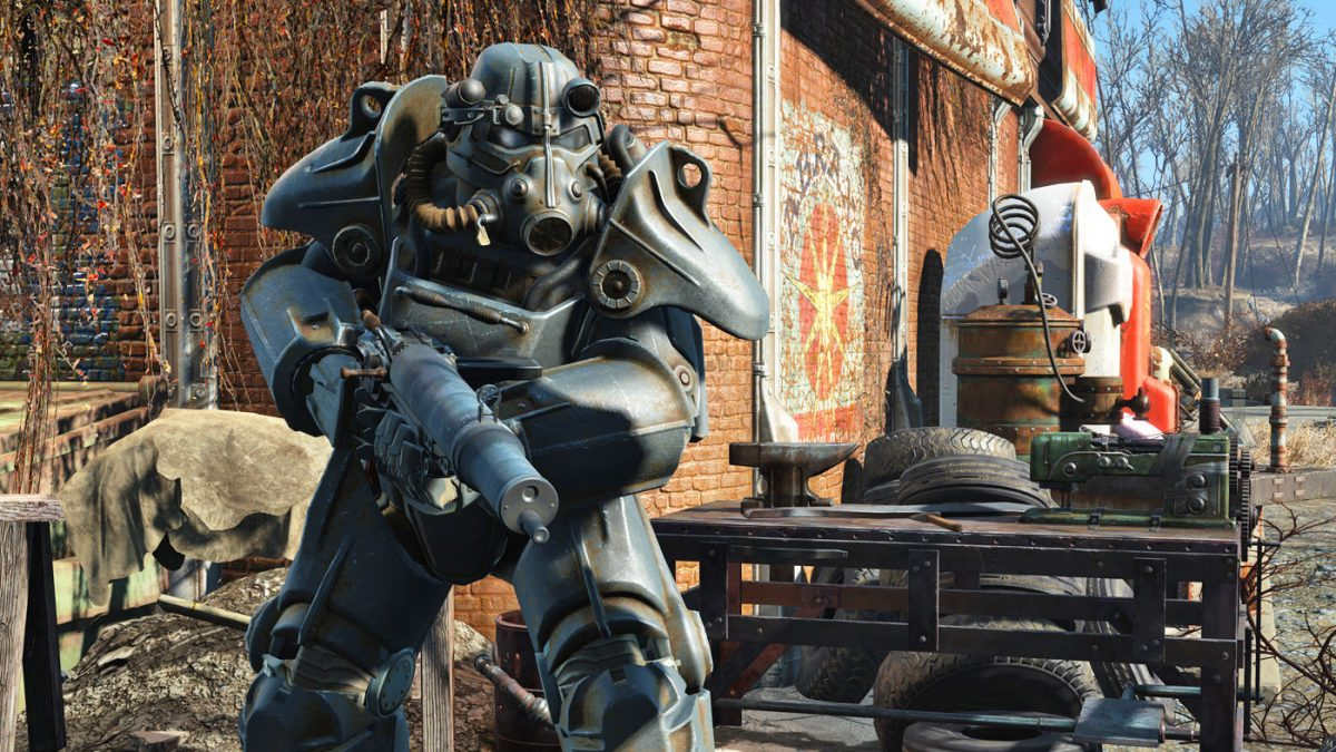 Fallout 4: Wasteland Exploration At Its Best