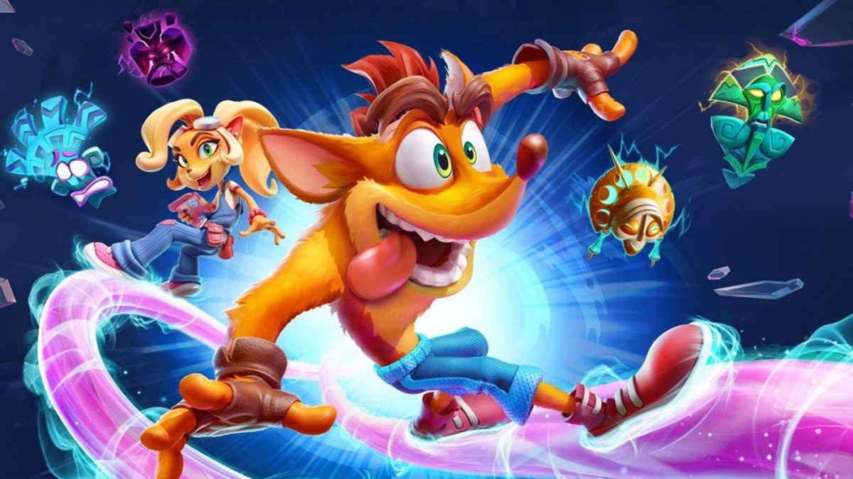 IT'S ABOUT TIME! Crash Bandicoot Is Back!