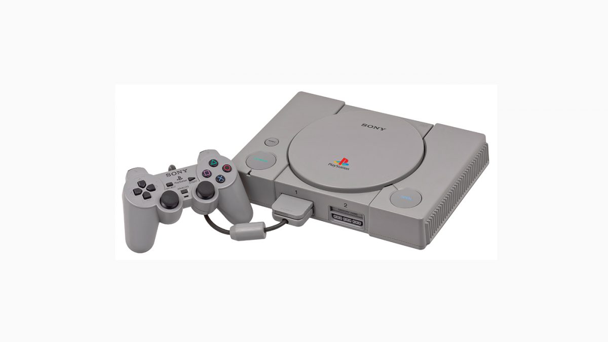 OUR CONSOLE: PlayStation One