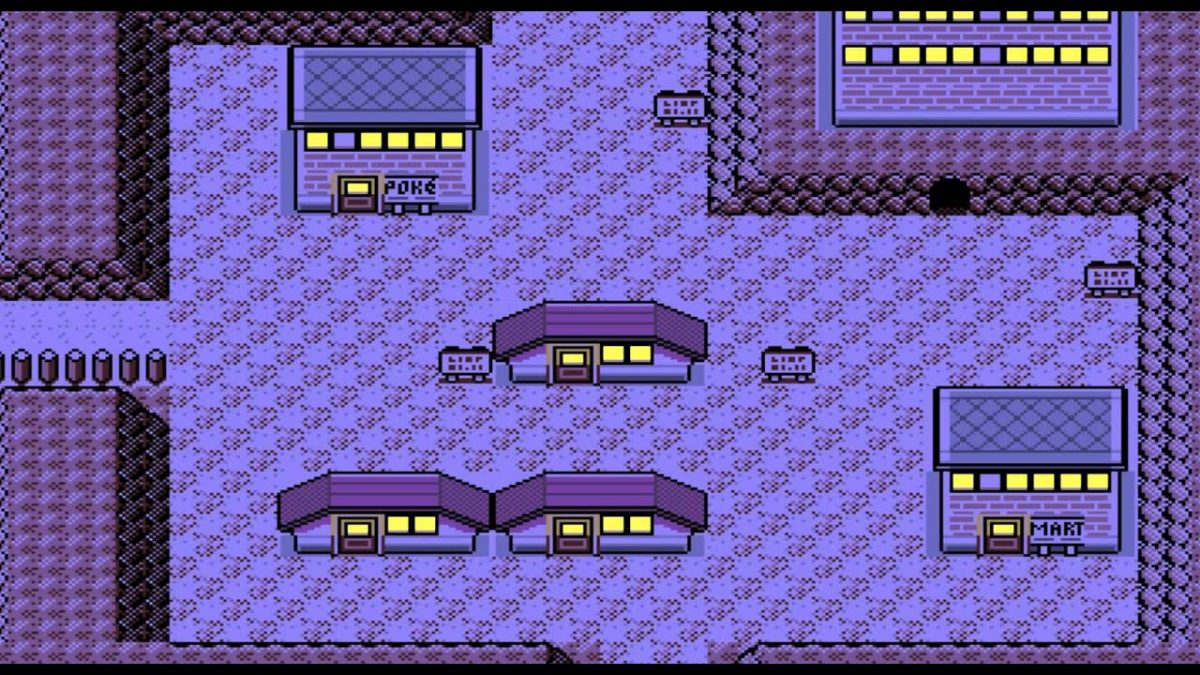Lavender Town: A Ghost Story