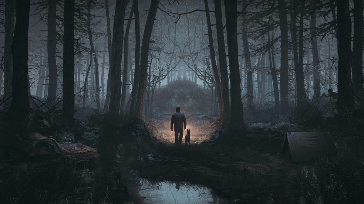 The Weird & Wonderful World of 'The Blair Witch Project' Games