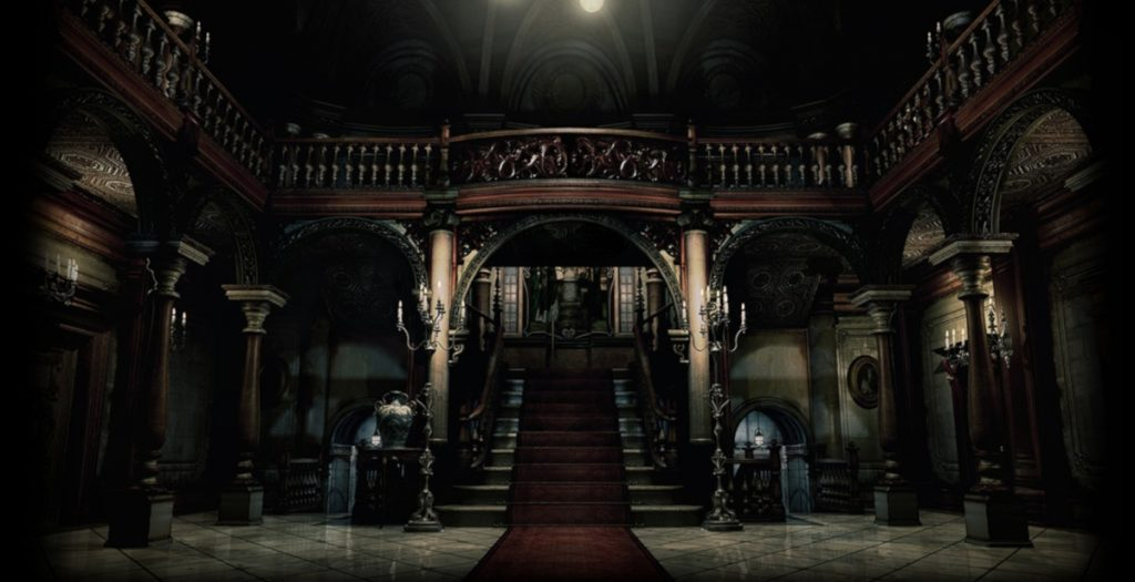 Resident Evil Remake Horror Games