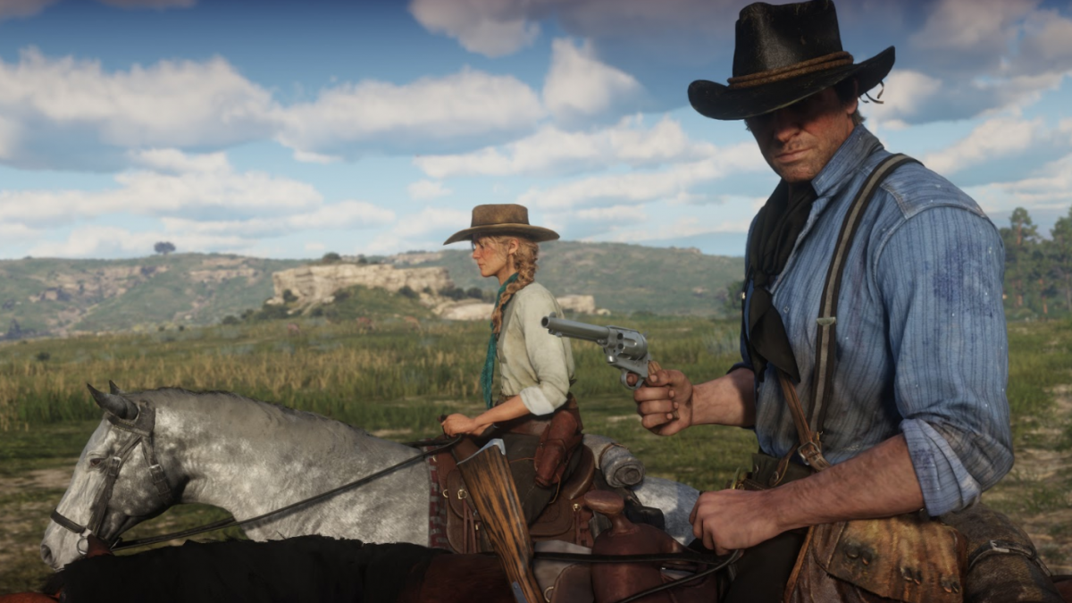 """""""Good People, The Best"""": The Importance of Sadie and Abigail in Red Dead Redemption 2"""