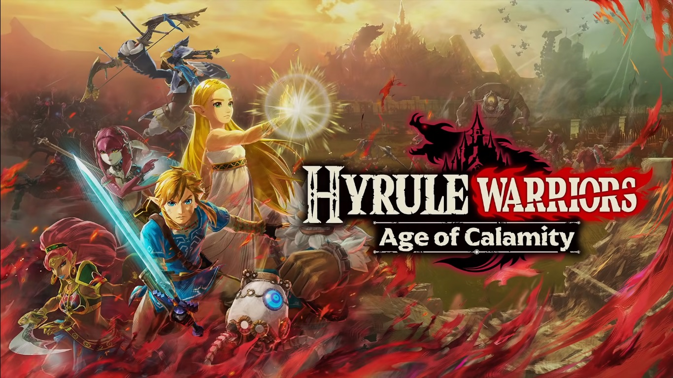 Why Hyrule Warriors Age Of Calamity Is Best Played On Hard Mode Jumpcut Play