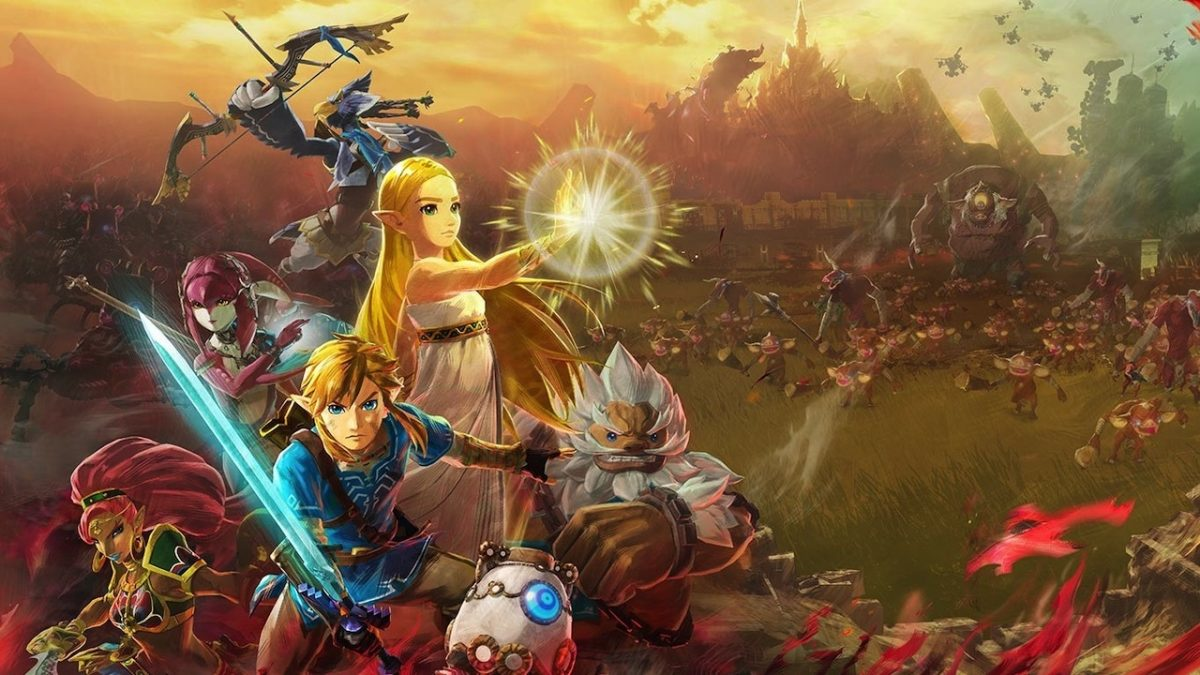 REVIEW: Hyrule Warriors: Age of Calamity