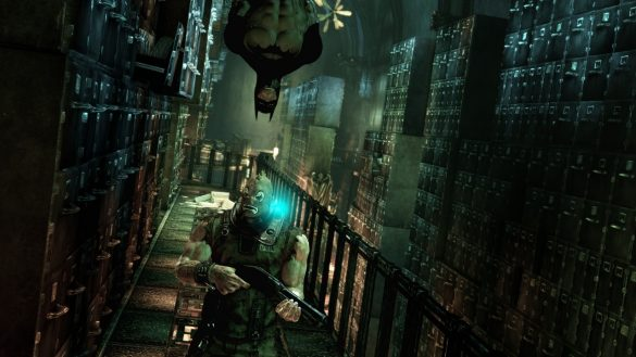 Arkham Stealth Featured