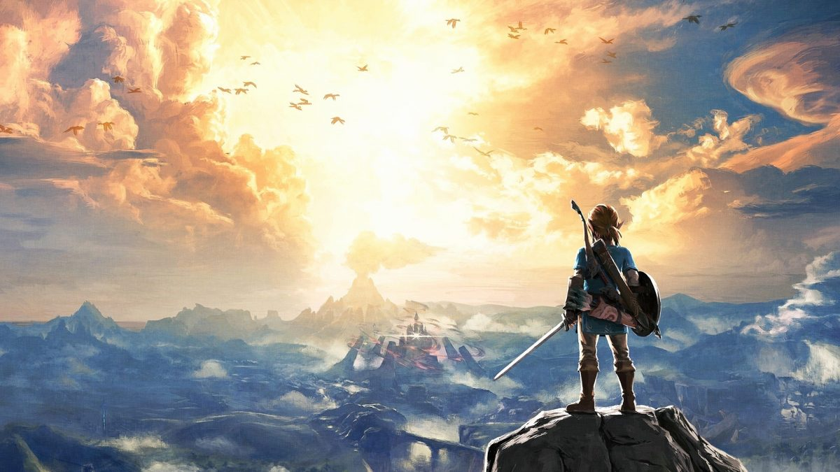 How Breath of the Wild Mastered the Open-World Genre