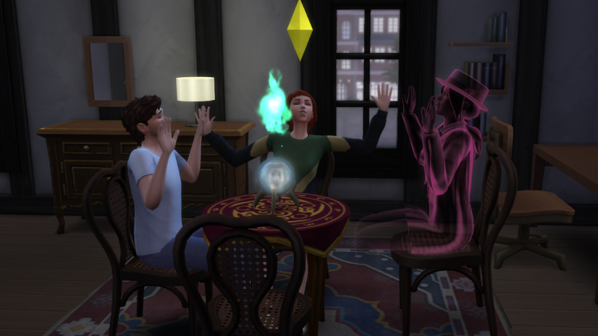 REVIEW: Sims 4 Paranormal Stuff Pack