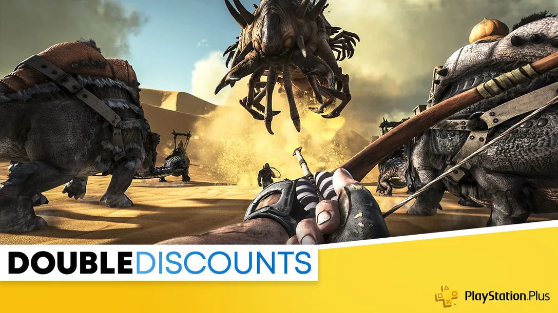 Our Picks from the 'PSPlus Double Discounts' UK Sale