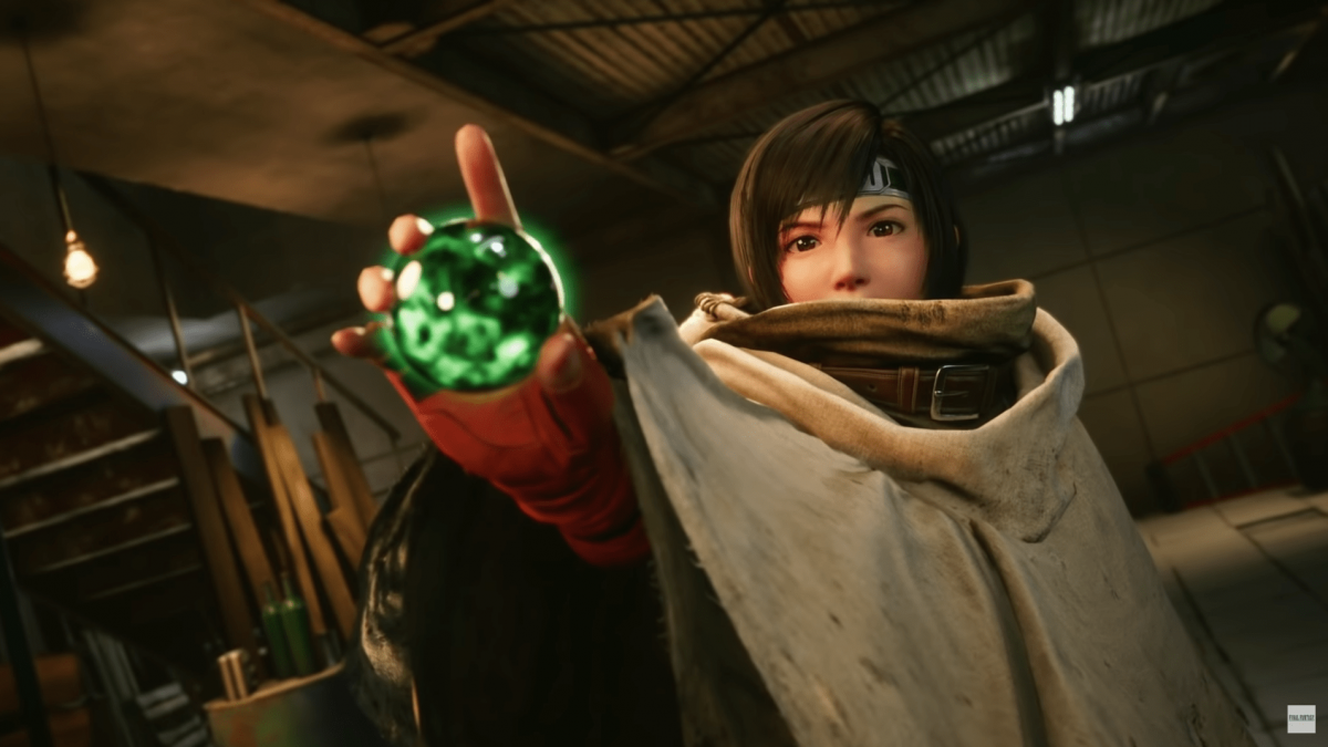 Final Fantasy VII: Remake – All the Reveals from Last Night