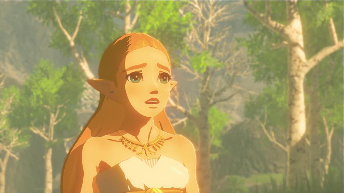 Dealing With Calamity: Princess Zelda's Relatable Struggles in Breath of the Wild