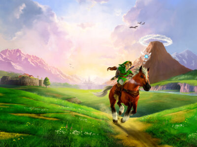 Ocarina Epona Featured