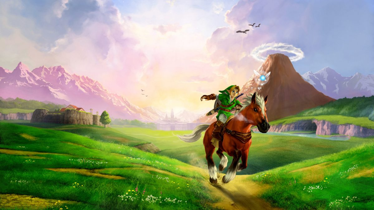 The Horse and Her Boy: Why Epona Matters