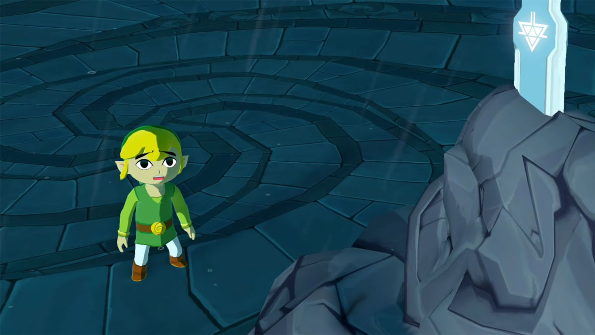 The Perfection of Wind Waker's Final Act