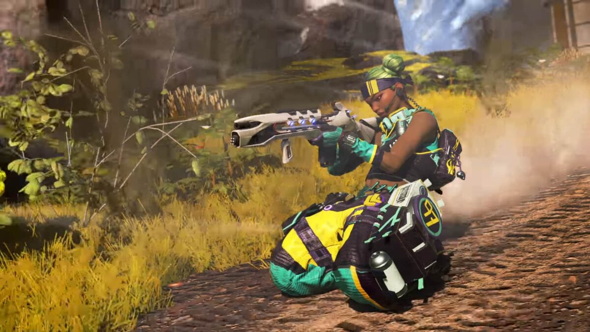 The Joy of Movement in Apex Legends