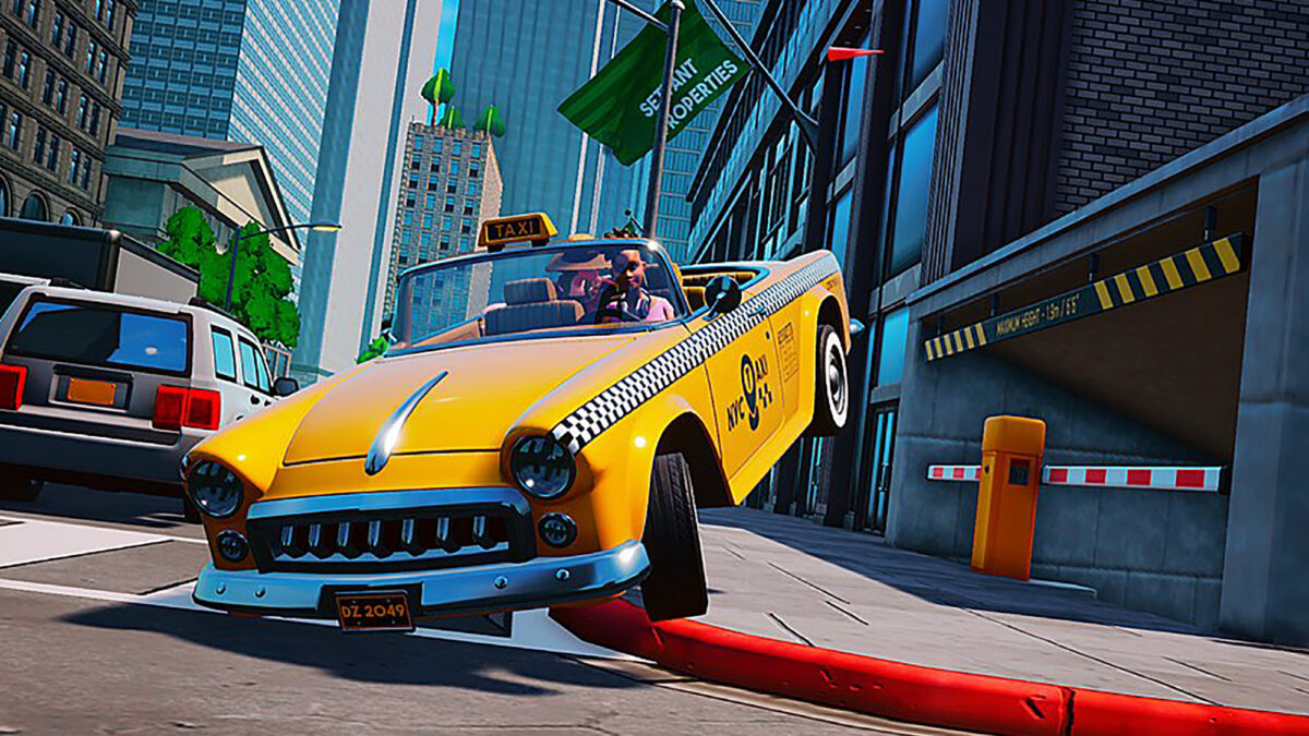 REVIEW: Taxi Chaos