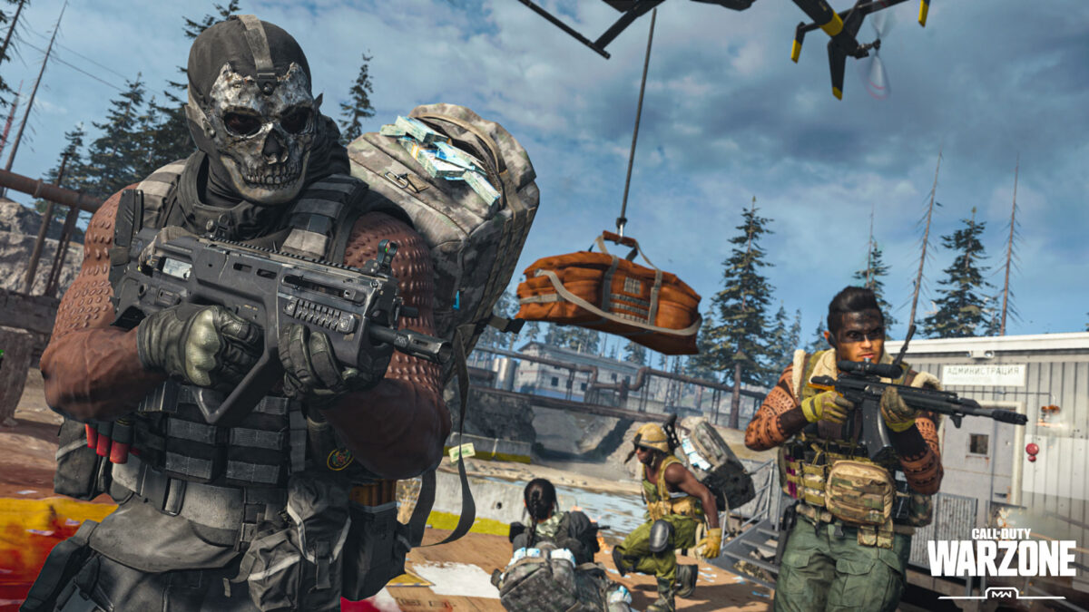 One Year of Call of Duty: Warzone