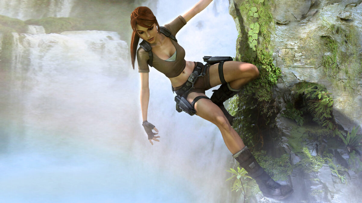 Tomb Raider Legend at 15: An Odd Artifact of Gaming History