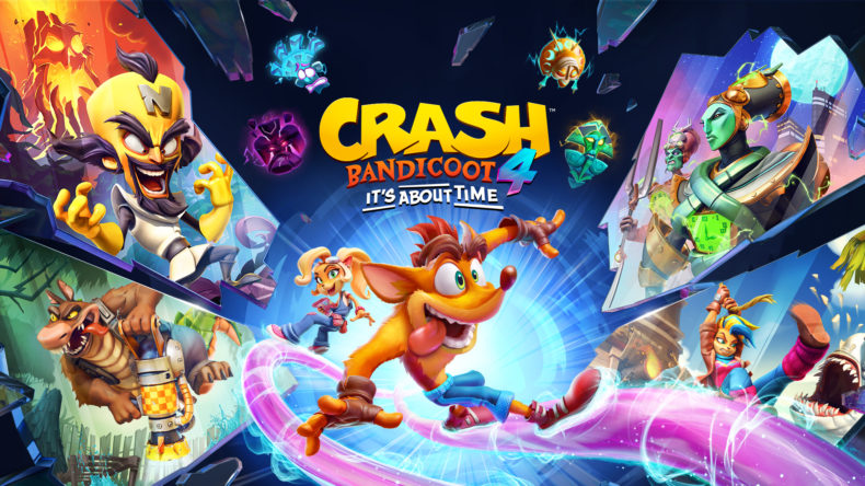 REVIEW: Crash Bandicoot 4: It's About Time (Nintendo Switch)
