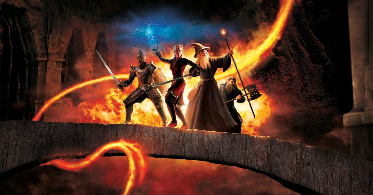 We Need More Lord of the Rings Video Games