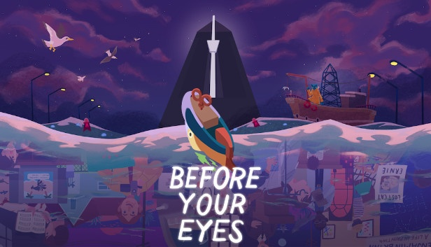 REVIEW: Before Your Eyes