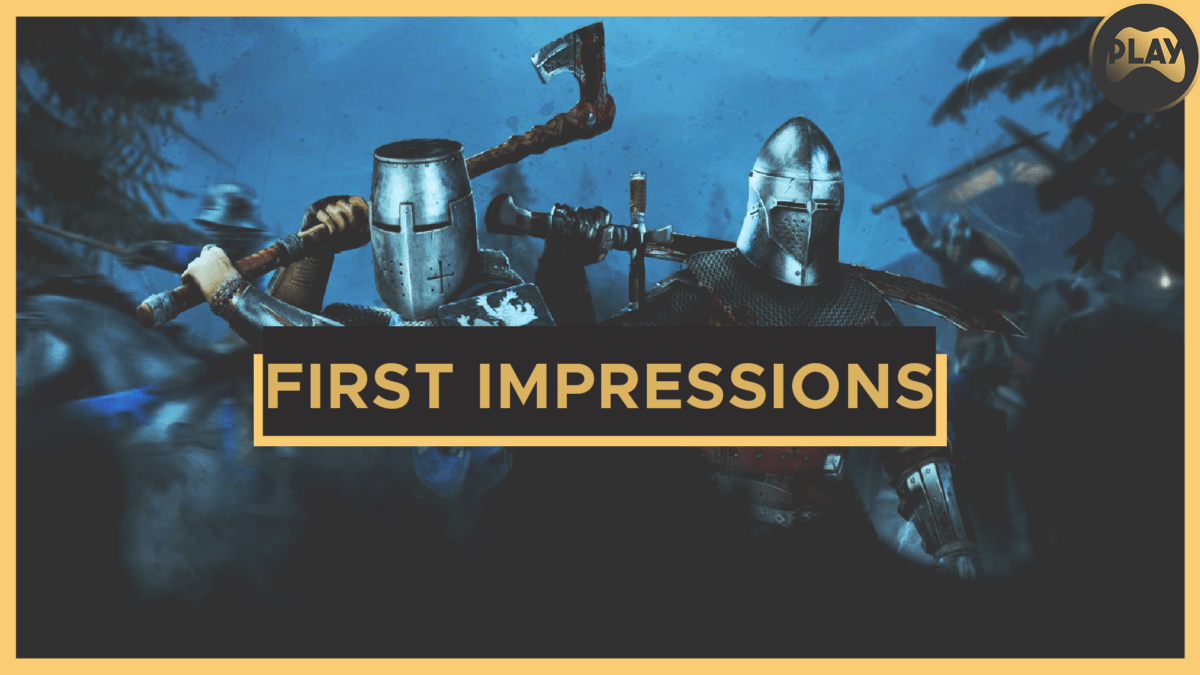 FIRST IMPRESSIONS: Chivalry 2 Closed Beta (PC & Xbox Series S)