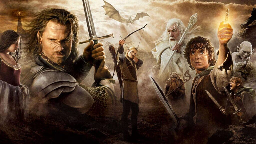 The Lord of the Rings Video Games Second Chance