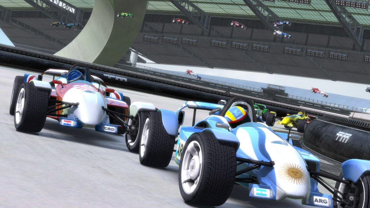 Second Chance: TrackMania Nations Forever