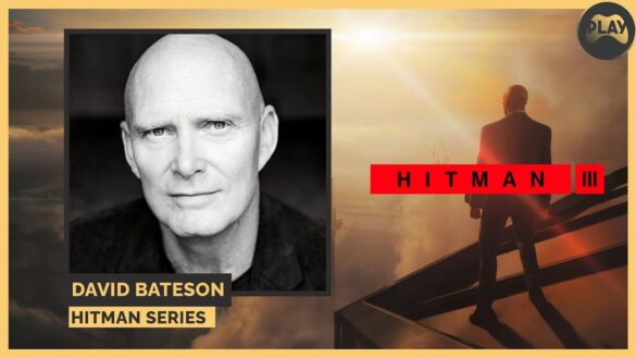 A picture of voice actor David Bateson.