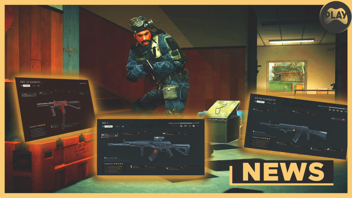 Warzone X Cold War: Season 3 weapon recommendations (May)