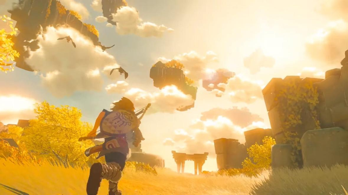 Breath of the Wild 2 Gameplay Revealed