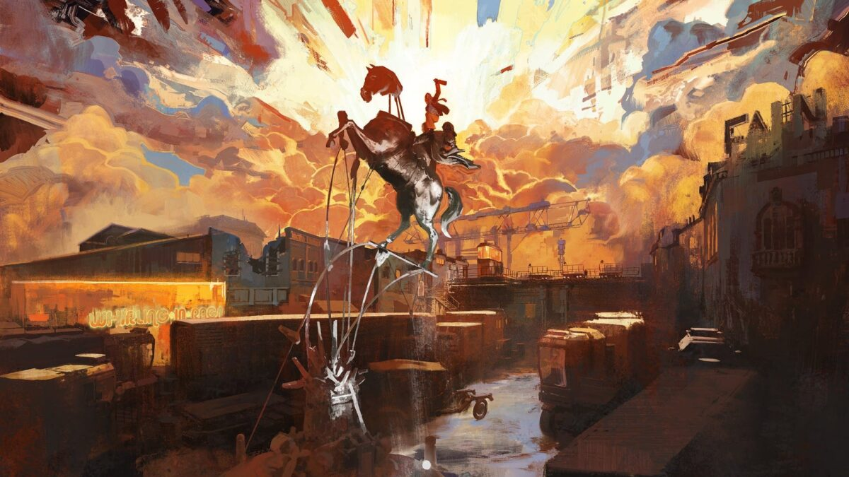 The Existential World of Disco Elysium