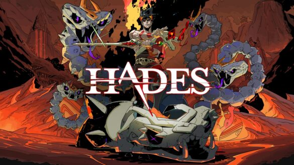 Cover art of Supergiant Games Hades