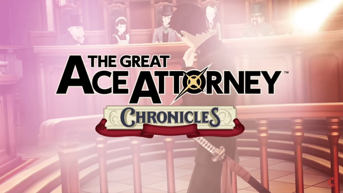 Capcom Reveals The Great Ace Attorney Chronicles