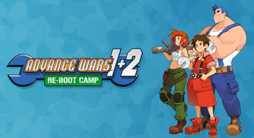 Advance Wars 1 & 2 Being Remastered For Switch