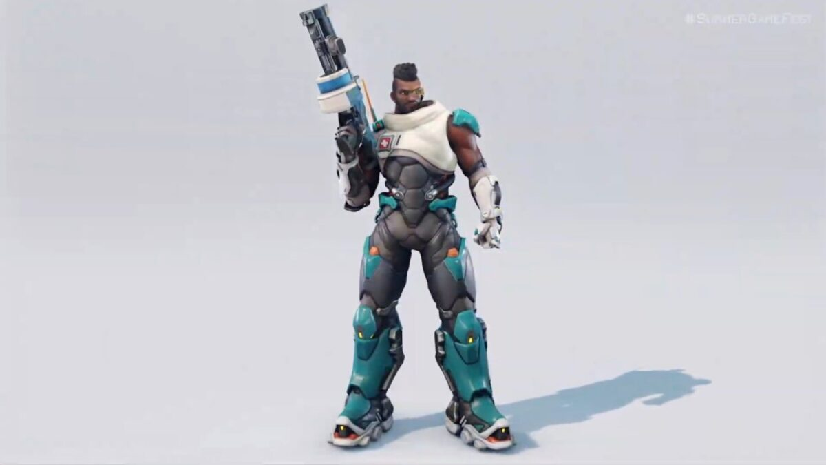Overwatch 2: Baptiste and Sombra designs shown
