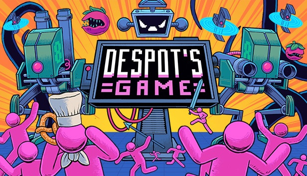 Roguelike Despot's Game Announced