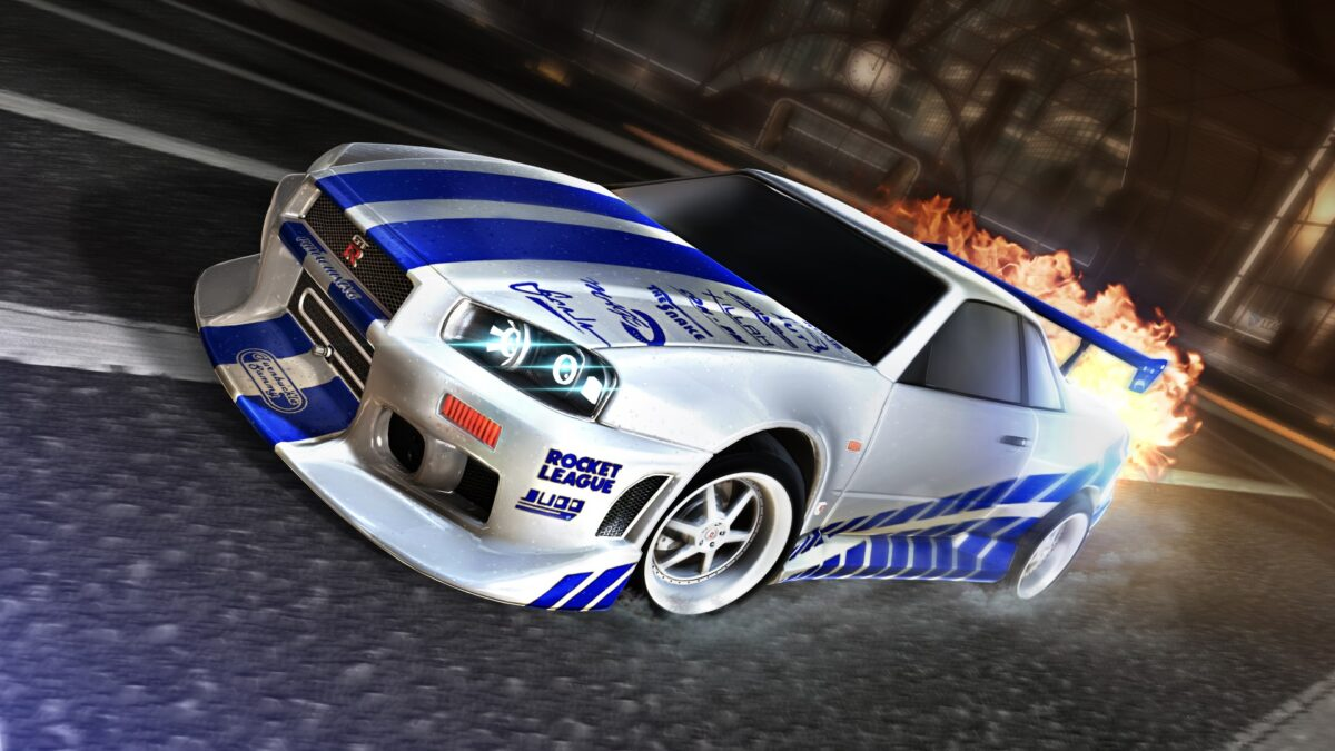 Family time is back: Fast and Furious DLC is returning to Rocket League