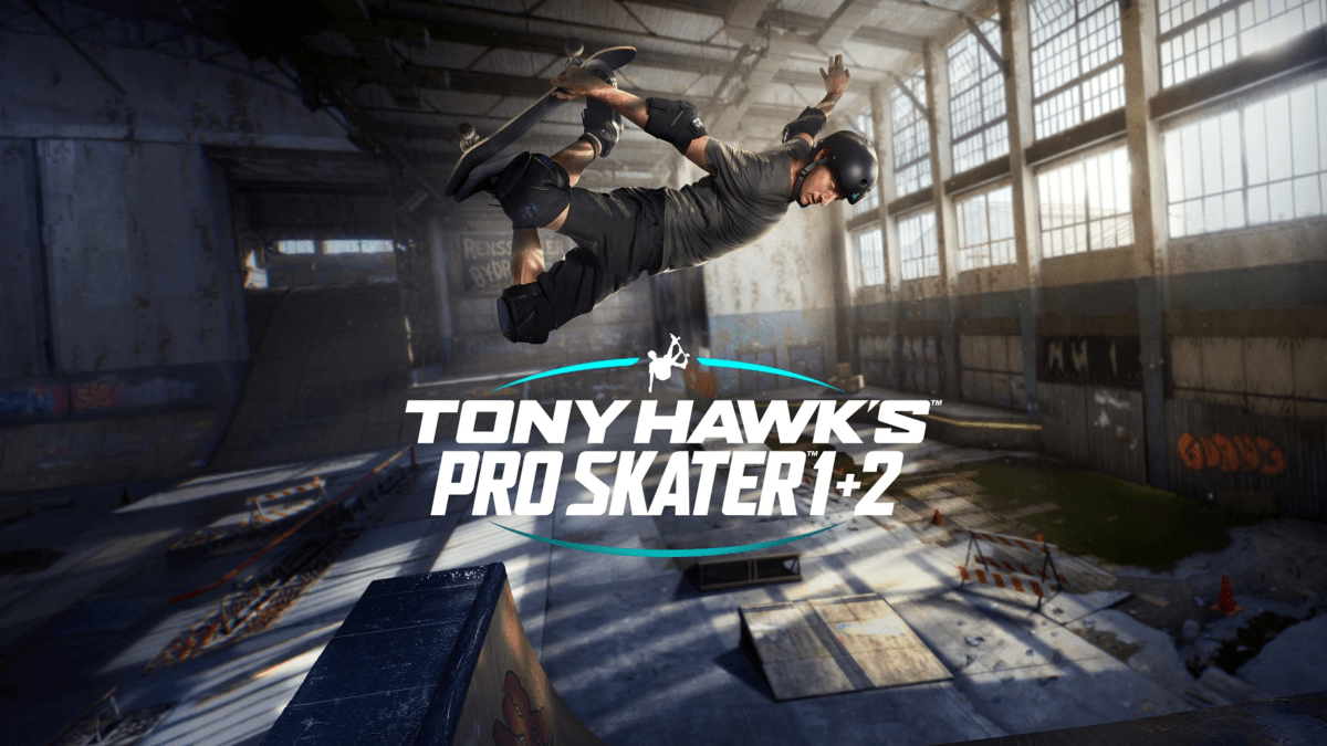 REVIEW: Tony Hawk's Pro Skater 1 + 2 (Switch)