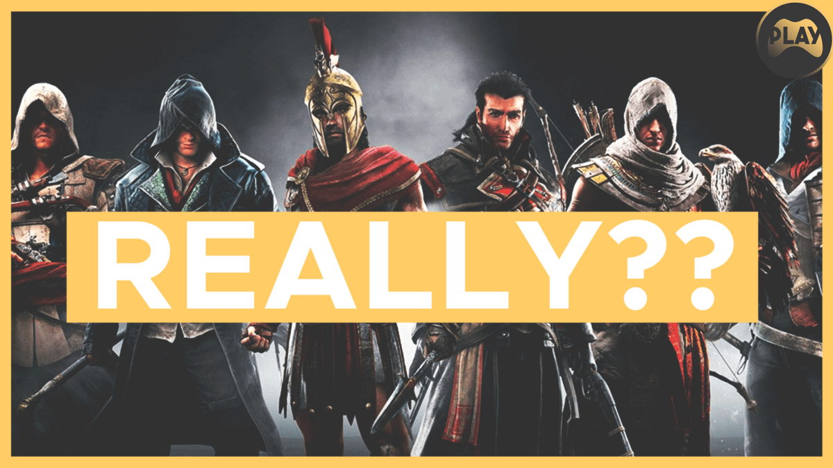 Do We Really Need A Live Service Assassin's Creed?
