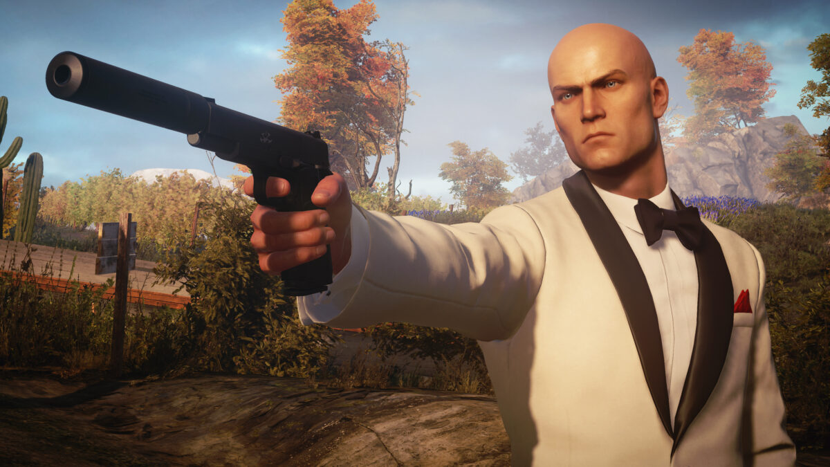 Is Agent 47 the Ultimate Time-Traveler?