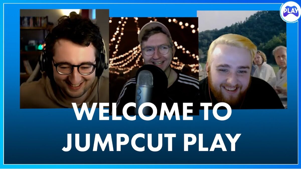 Welcome to JumpCut PLAY   A New Era